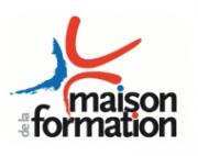 logo maison de la formation